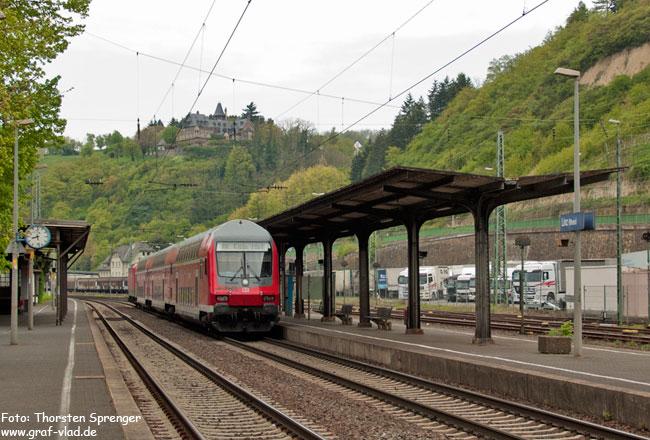 Bahnhof Linz Am Rhein